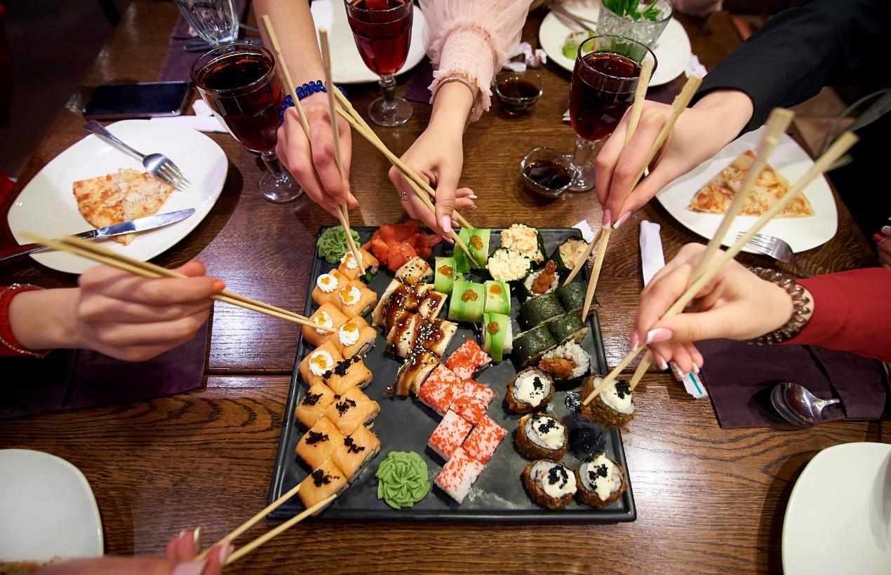 Sushi Neta (Sushi Topping)