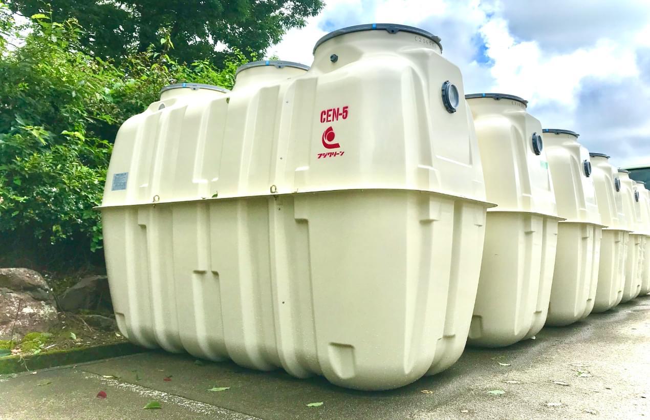"""Hệ thống xử lý nước thải FujiClean (""""JOKASO"""")"""